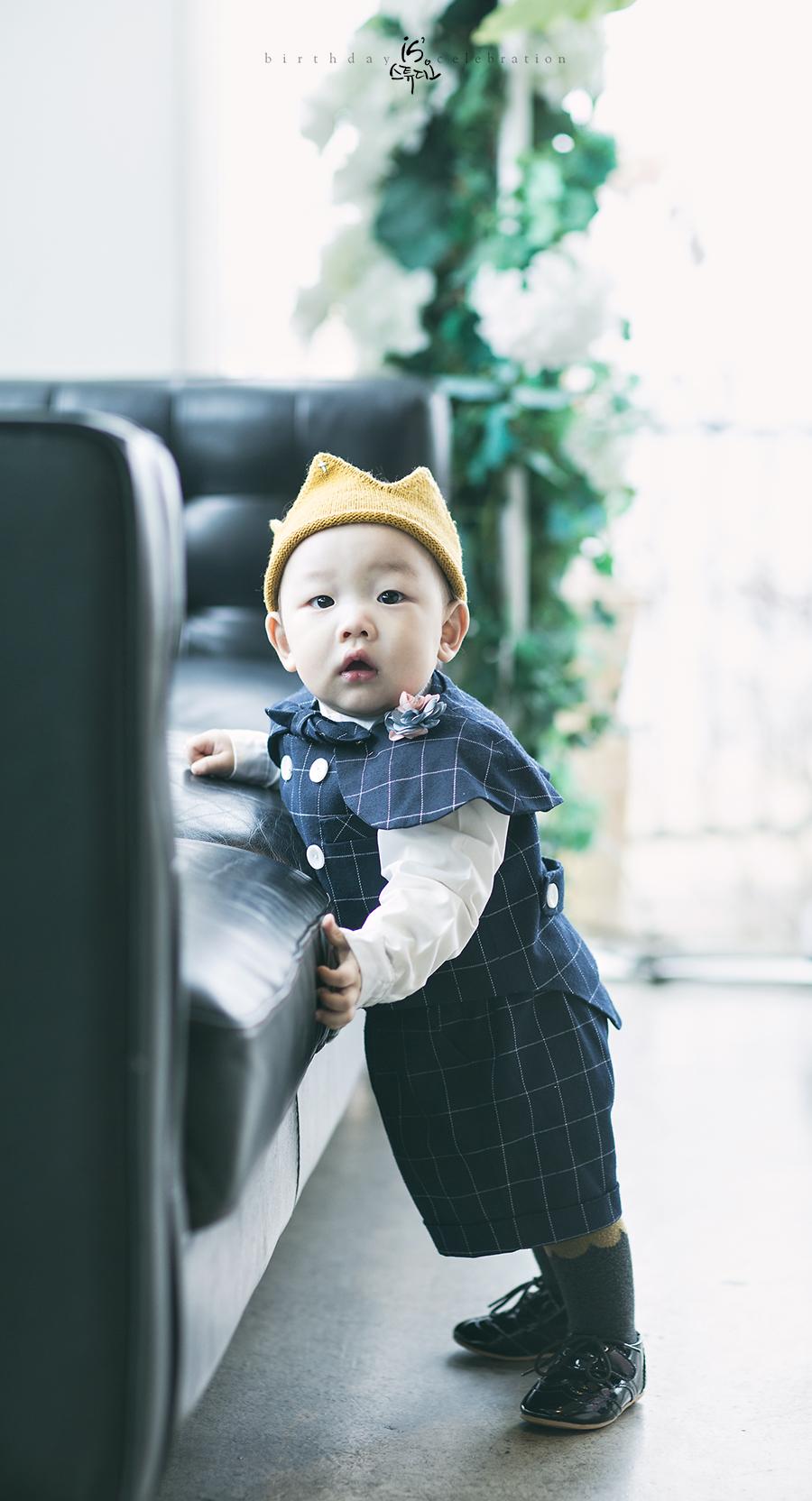 삼천포 마리에 리조트에서 진행한  YH 첫번째 생일 first birthday story.