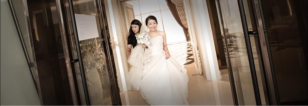 MBC컨벤션에서 진행한 아름다운날 Wedding march (1/2)