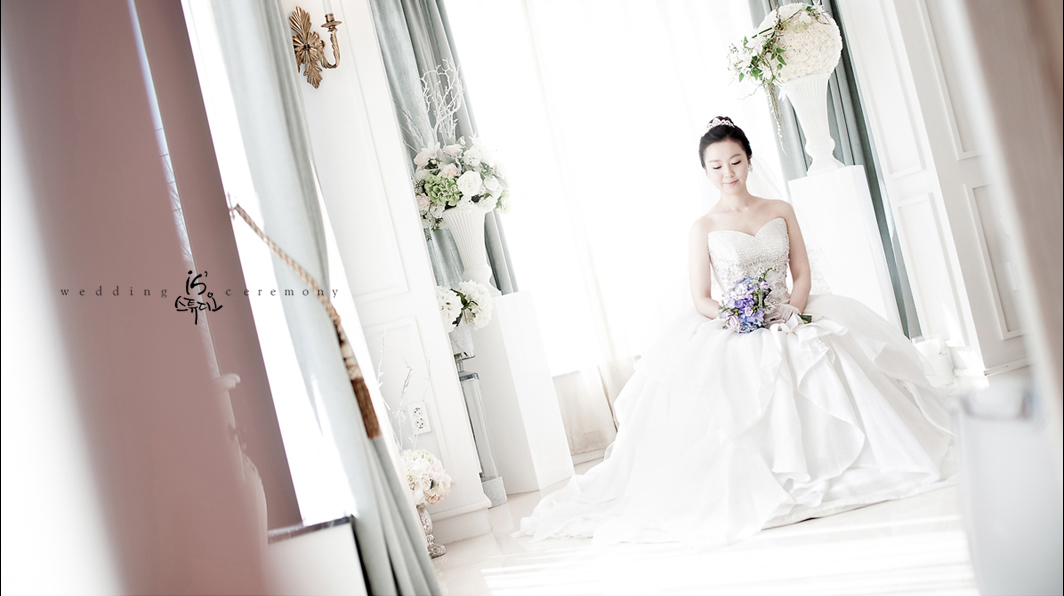 그녀들에게 가장 아름다운 이이기 Wedding march