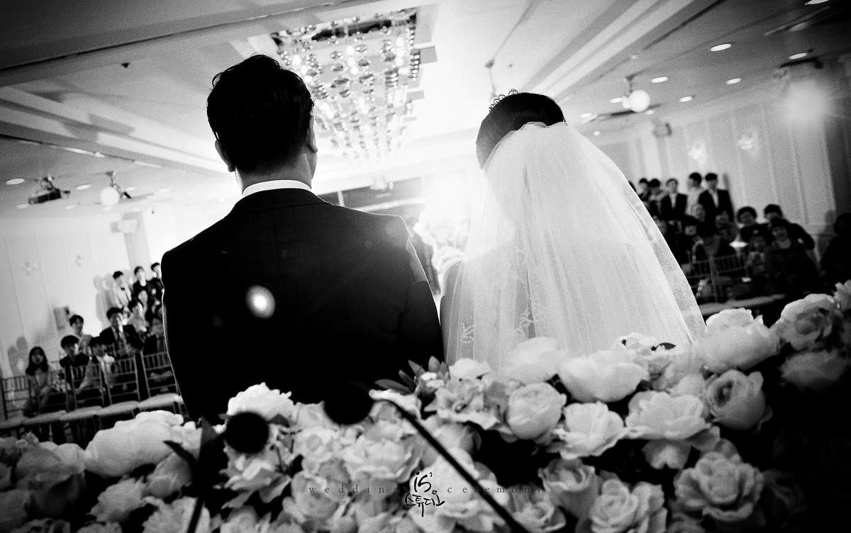 하나로에서 진행한 아름다운날 Wedding march