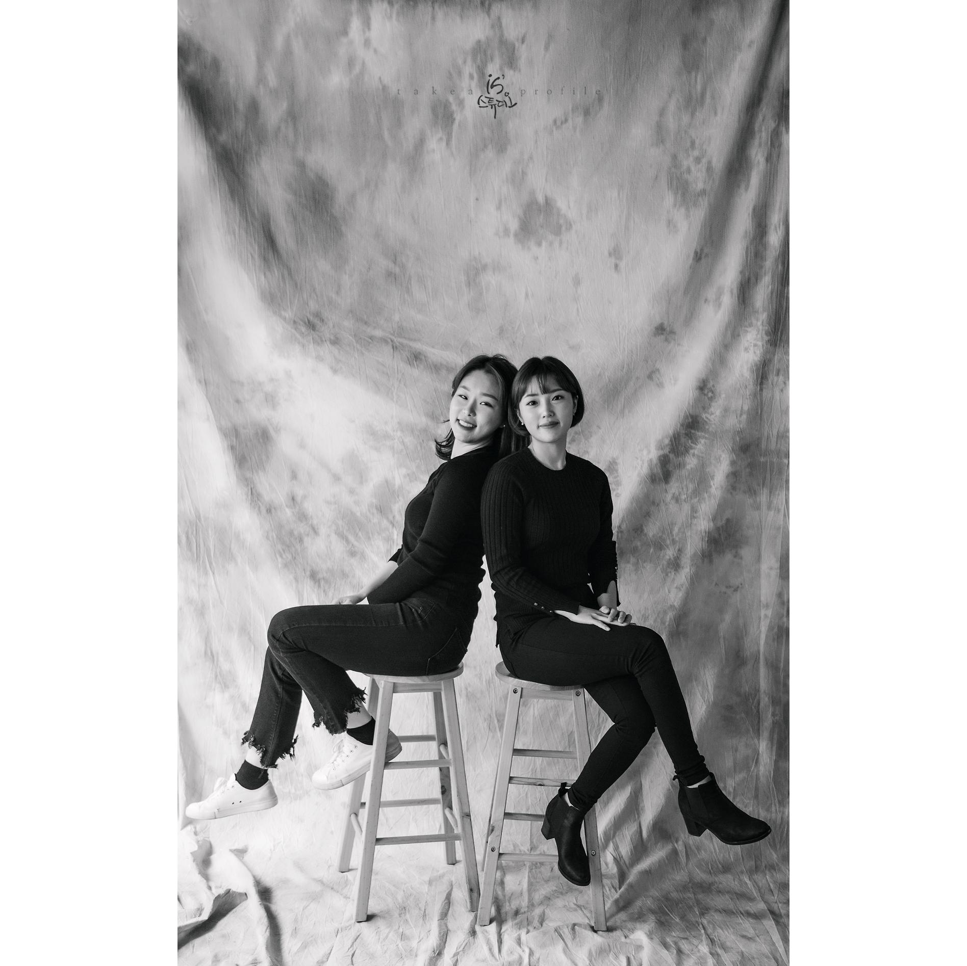 그녀들의 우정사진