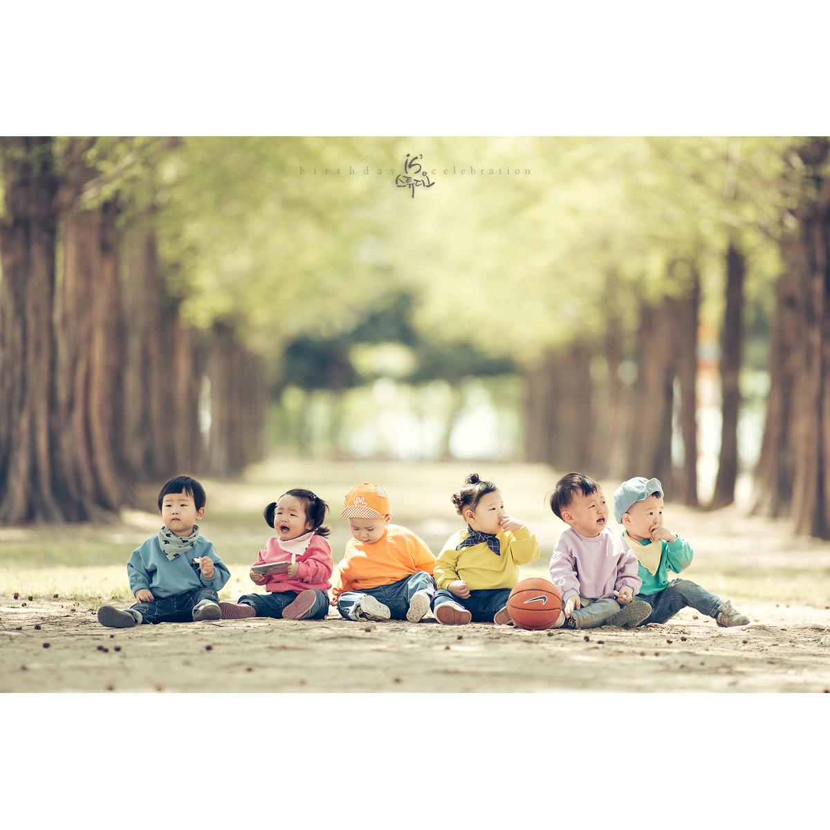 3살 친구들의 나들이