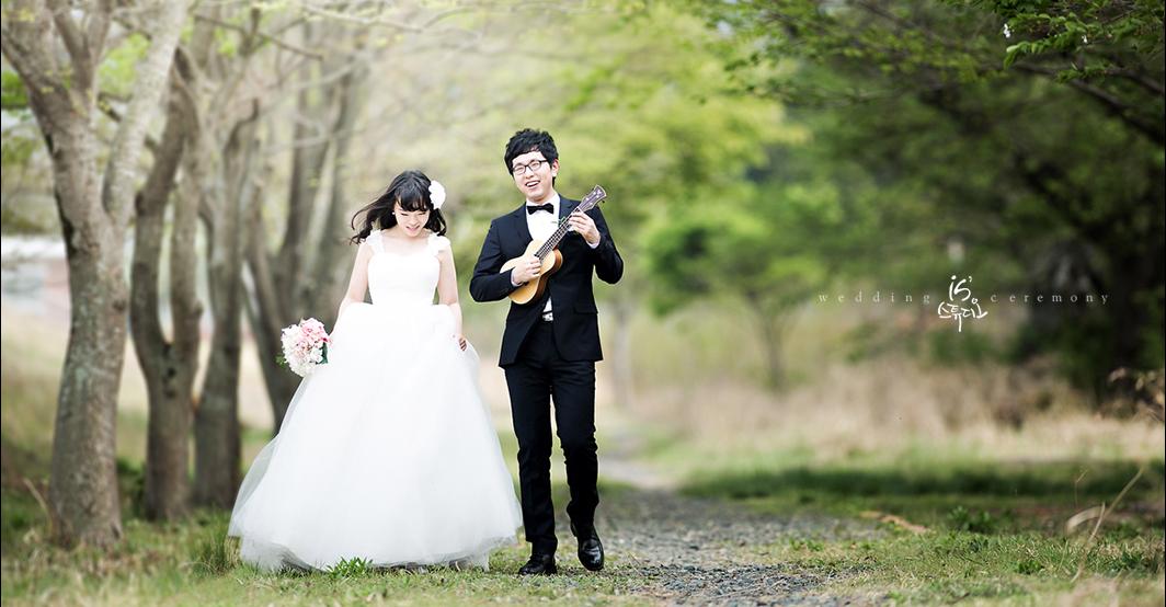 그들만을 위한 특별한 시간들 wedding rehearsal