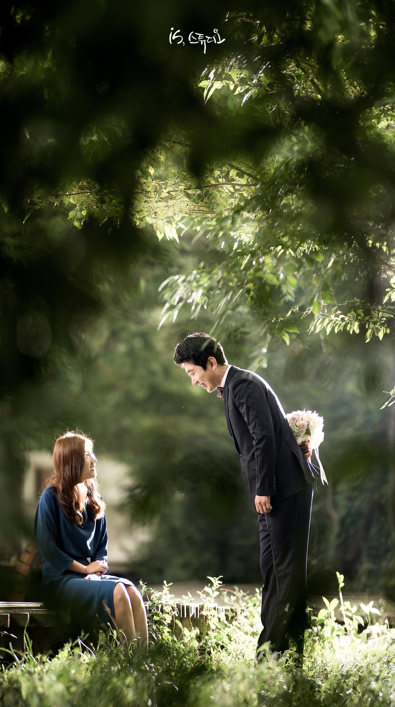 데이트스냅  wedding rehearsal