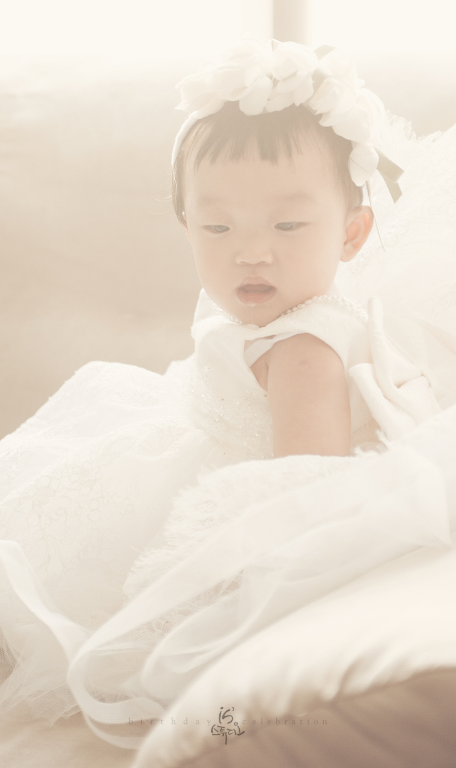 YJ 첫번째 생일  first birthday story.