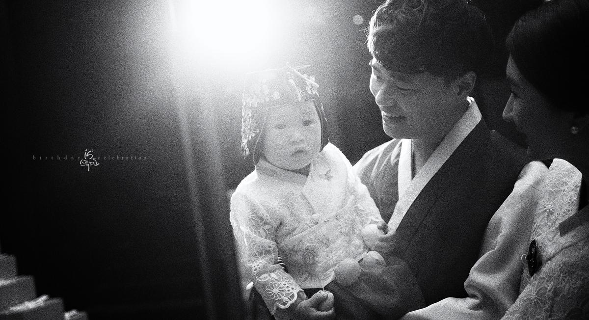 예원이의 1st Birthday Celebration