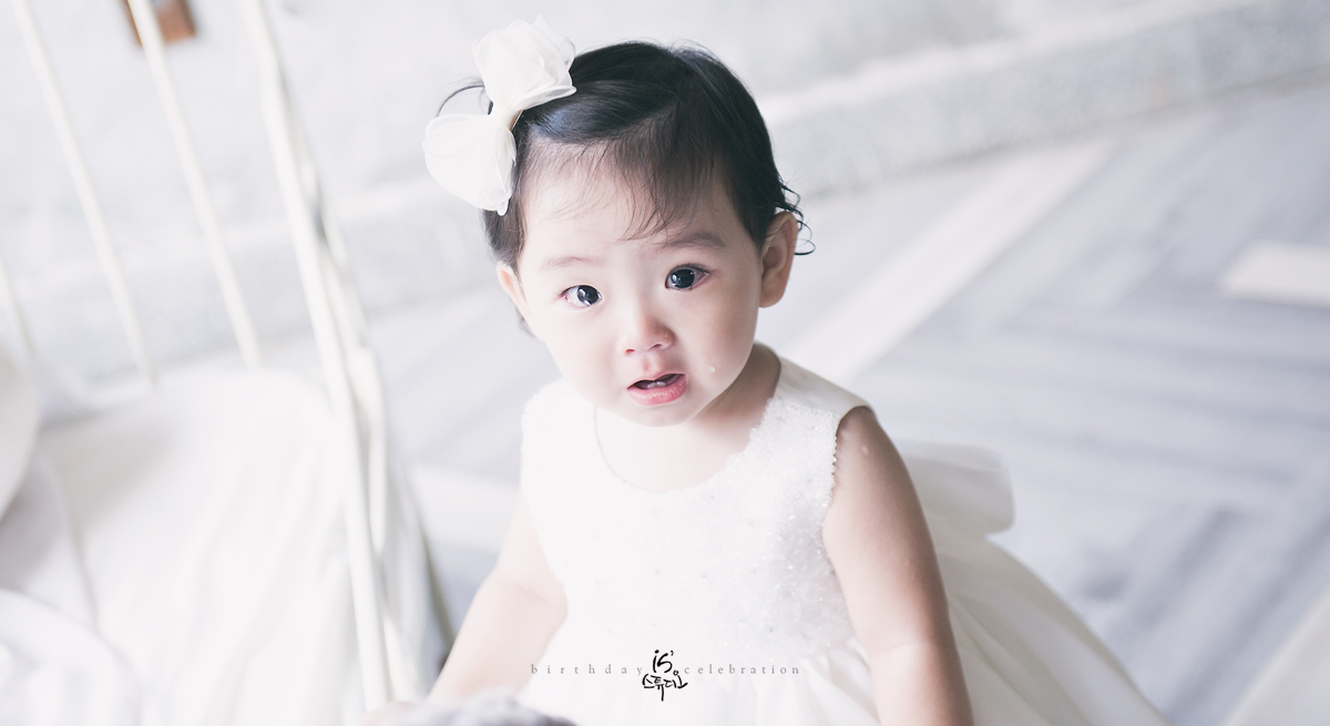 이솔이의 1st Birthday Celebration