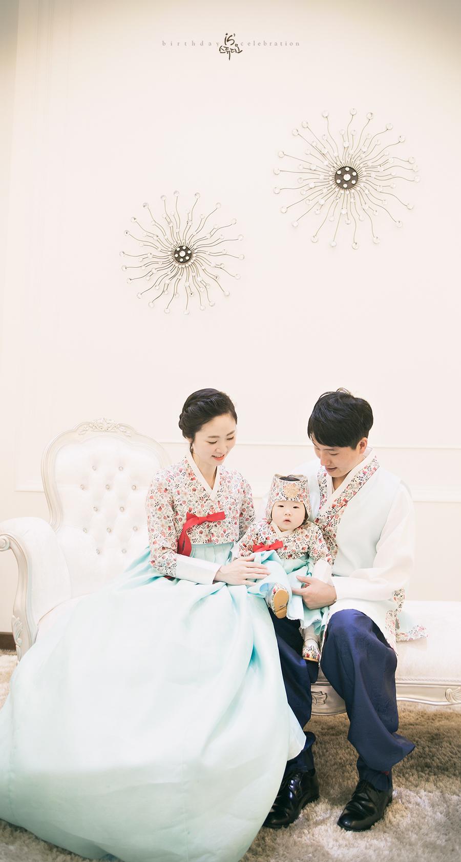 성아의 1st Birthday Celebration