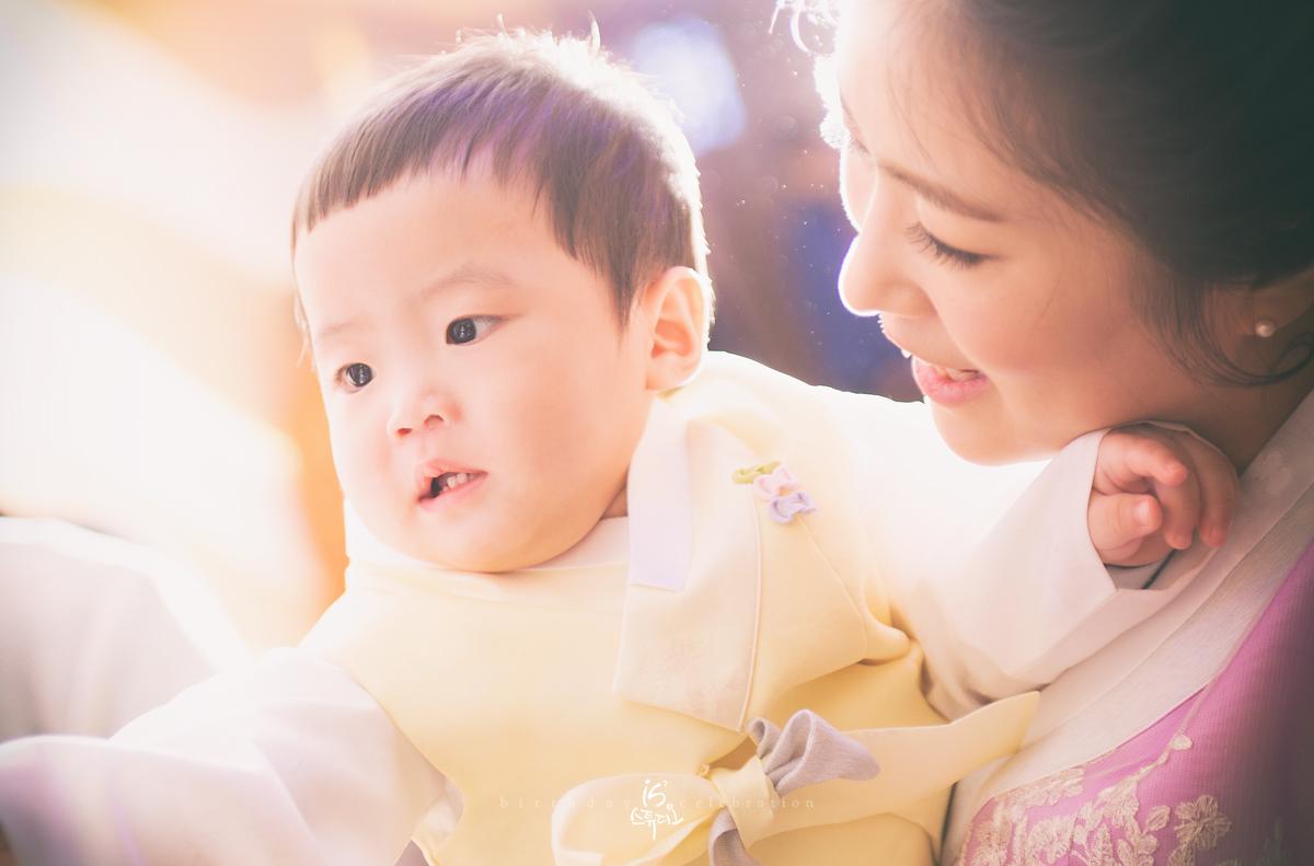 윤우의 1st Birthday Celebration