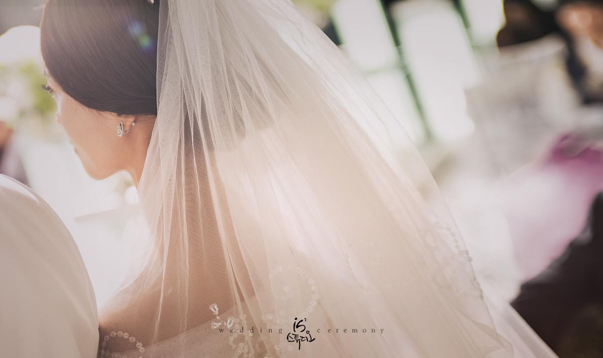 프로방스에서 진행한 아름다운날 Wedding march