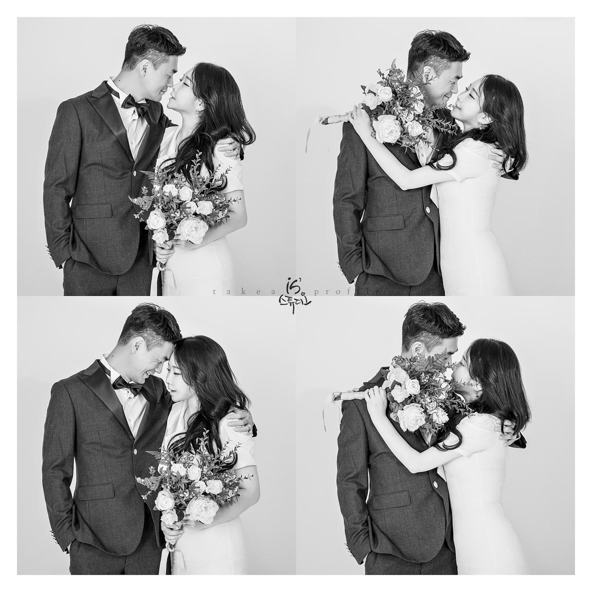 결혼전 자연스럽게 프로필촬영