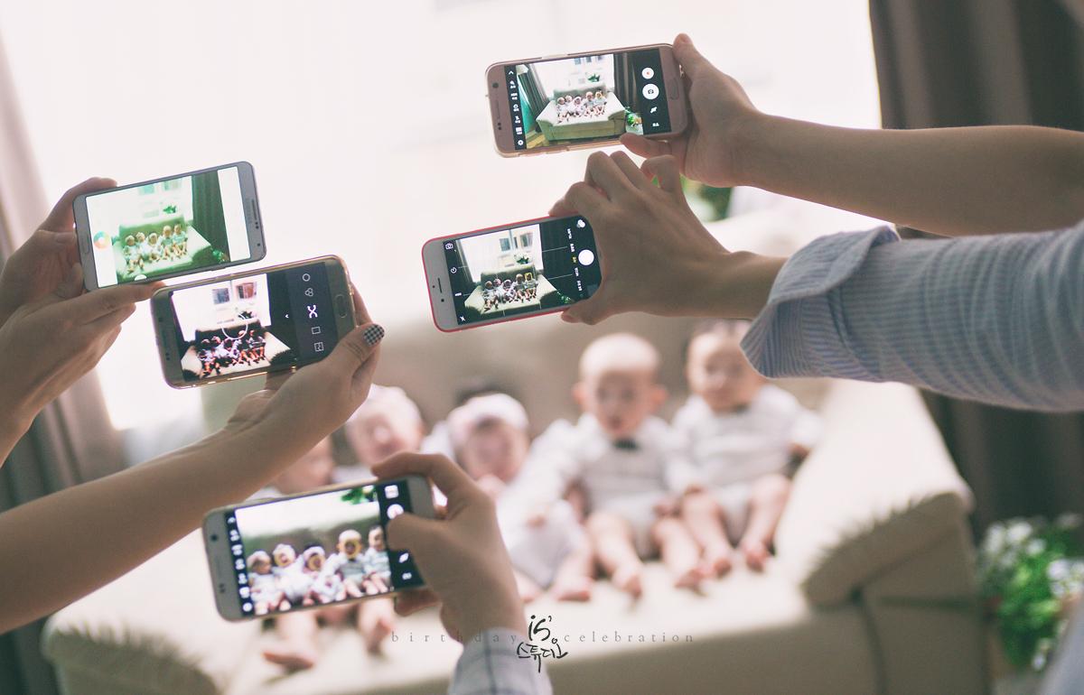 아가들의 우정촬영 baby iS studio