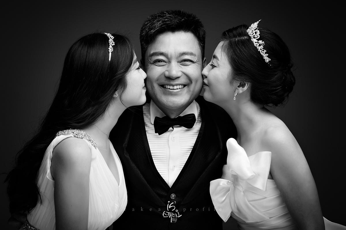 KGJ 리마인드 가족사진