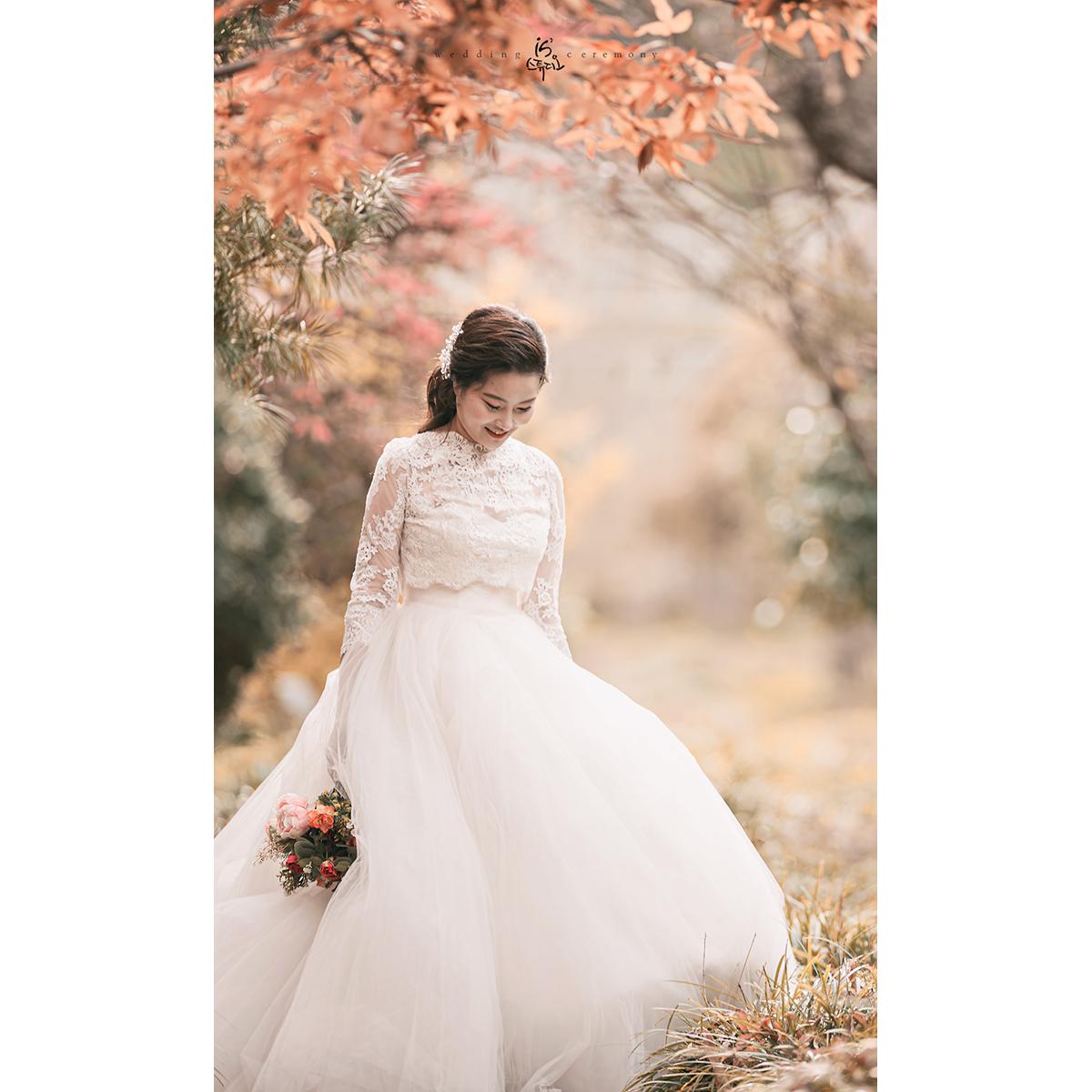 가을 심플 웨딩