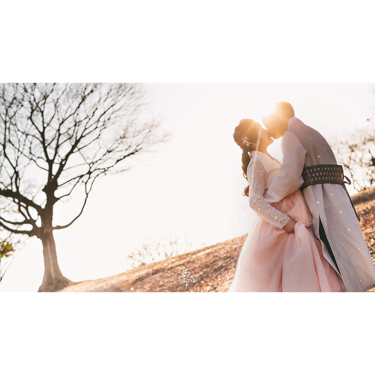 한복의 아름다움 wedding