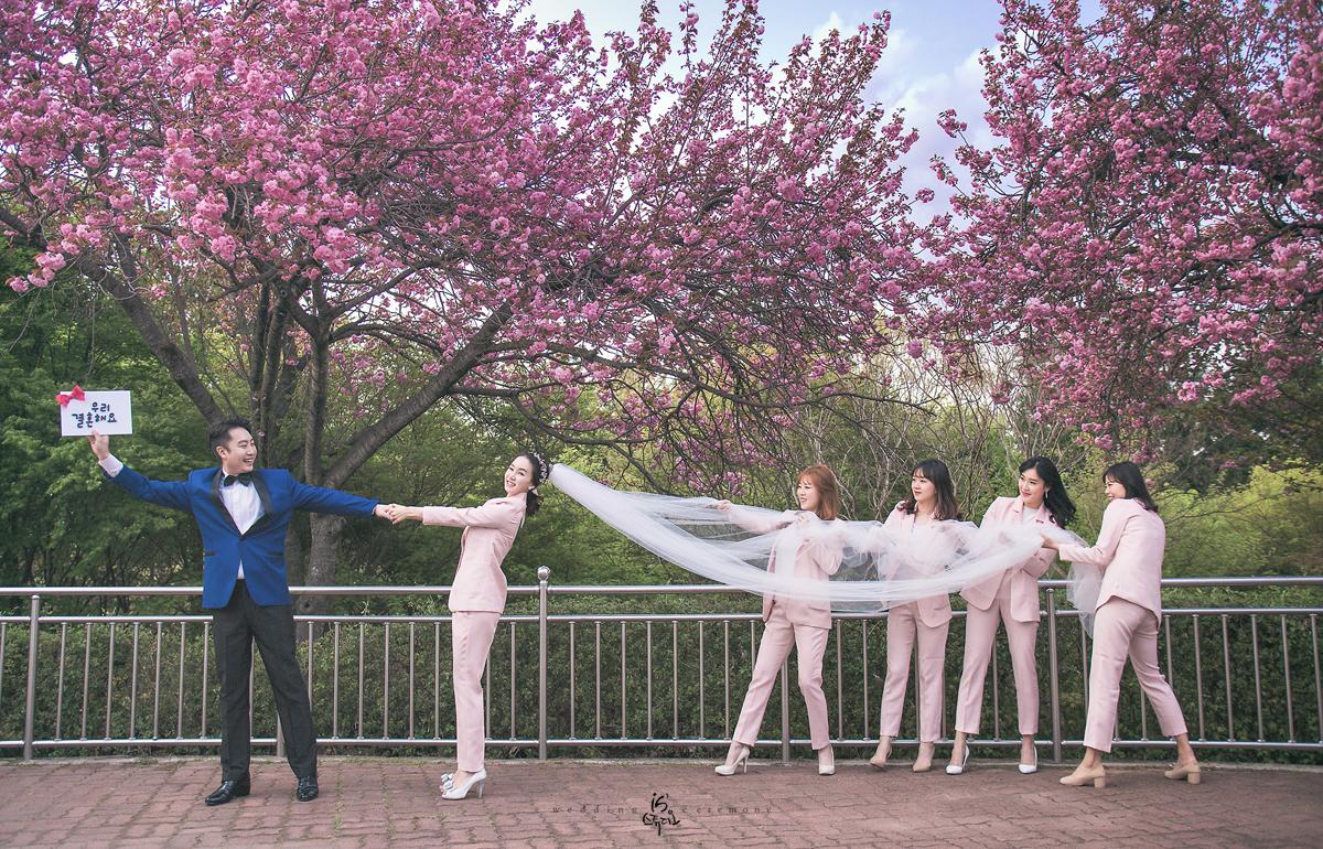 행복한 추억들 wedding rehearsal